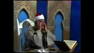 Vidéo : Sourate Maryam (Marie) - Sheikh `Abd Al-Bâsit `Abd As-Samad