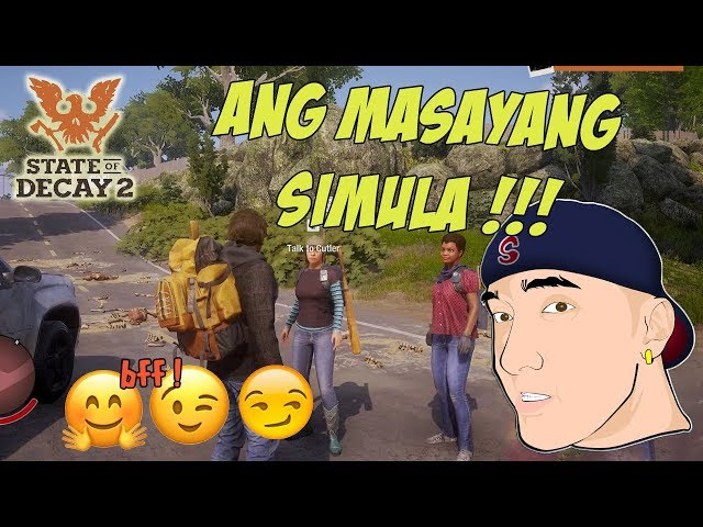 STATE OF DECAY 2 EP1 (TAGALOG)