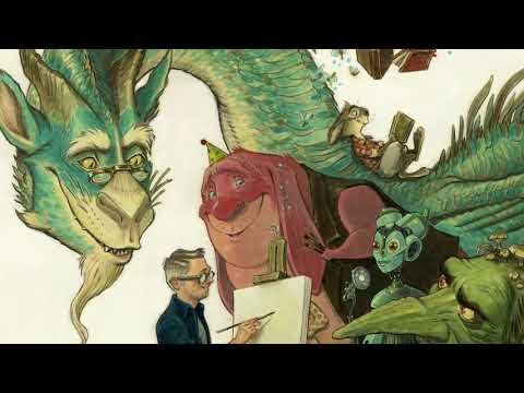 Never Abandon Imagination: The Fantastical Art of Tony DiTerlizzi