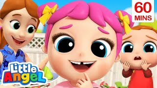 Loose Tooth Song + More Little Angel Kids Songs & Nursery Rhymes