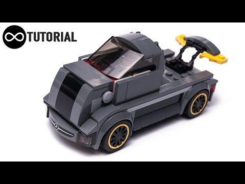 lego speed champions alternative build 75877 mercedes. Black Bedroom Furniture Sets. Home Design Ideas