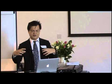 Enhancing the Peach Blossom in Our Lives – Dr. Jin Peh (China) 9 FSS Conference 2015 London, UK