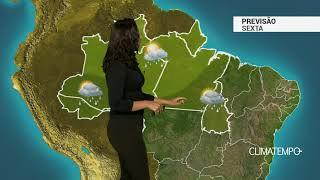 Previsão Norte – Tempo instável