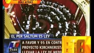 678 - EL DESEO DE CLARIN DE METER PRESO A QUIEN PIENSA DIFERENTE 25-11-12