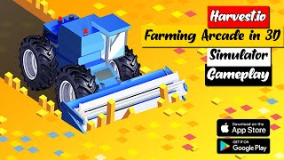 Harvest io - Farming Arcade in 3D | Simulator Gameplay (HD) screenshot 3