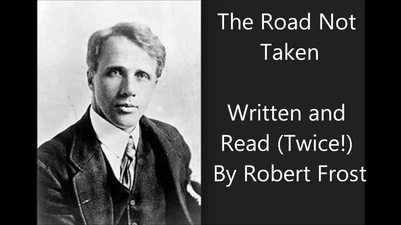 """reading reflection the road not taken by robert frost In a person's life many decisions have to be made the decisions that we make will impact the rest of our lives robert frost brings such a decision to us in his poem, """"the road not taken""""."""