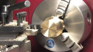 Machining a Part