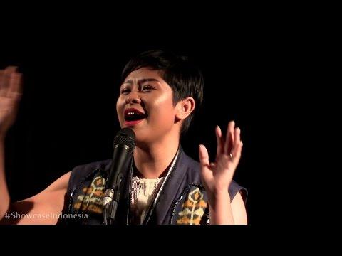 "Sri Hanuraga Trio Ft. Dira Sugandi - Rayuan Pulau Kelapa @ Album Showcase ""Indonesia Vol.1"" [HD]"