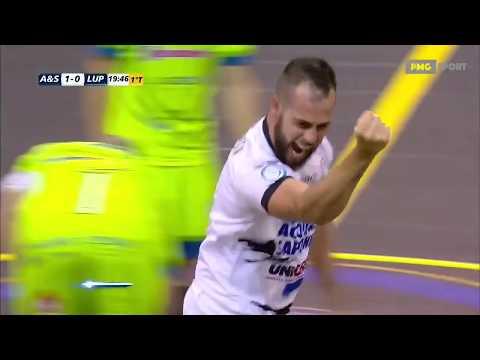 Calcio a 5 - Serie A 2017/2018 - Play-off - Finale G.4 - Acqua&Sapone vs Luparense