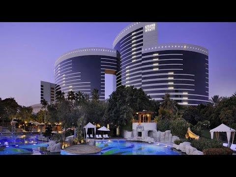 Dubai vlog 1 - Hotel Grand Hyatt