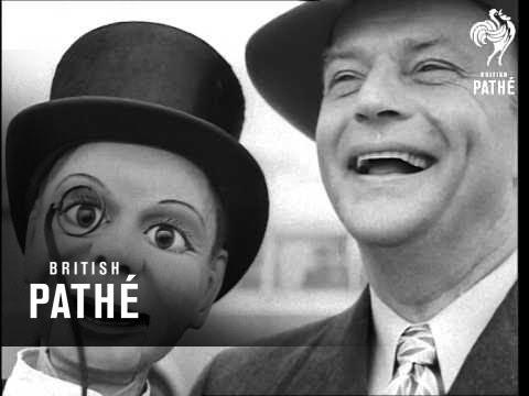 Edgar Bergen AKA Edgar Bergen Ventriloquist (1948)