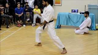 Tahir Magazine TV: Martial Arts Exhibition (East London 2013)