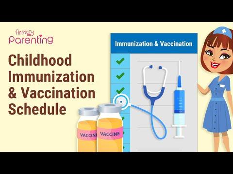 Child Immunisation - Importance and Vaccination Schedule