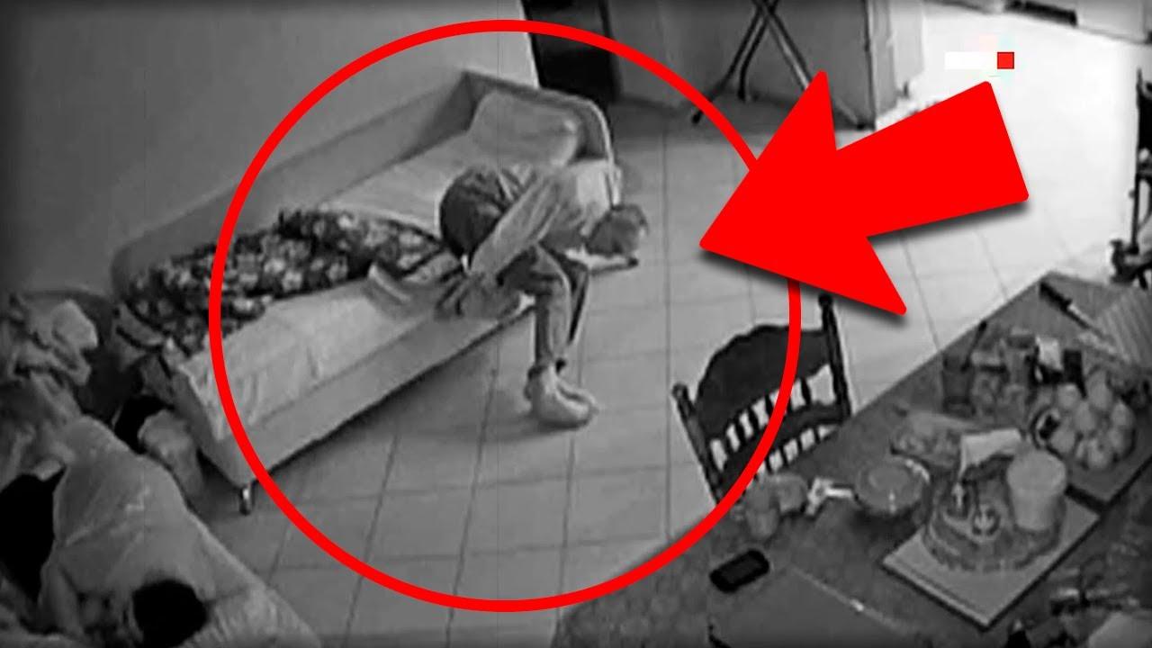 Fiica a instalat o camera video ca sa vadă ce se întâmplă cu tatăl ei! Fata a rămas șocată!