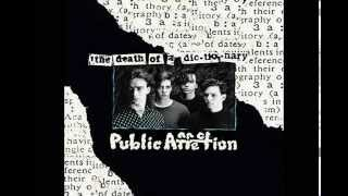 Public Affection - Death Of A Dictionary (1989) - Full Album