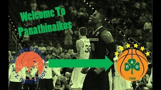 Ben Bentil Welcome To Panathinaikos B.C. ● Best Plays & Highlights