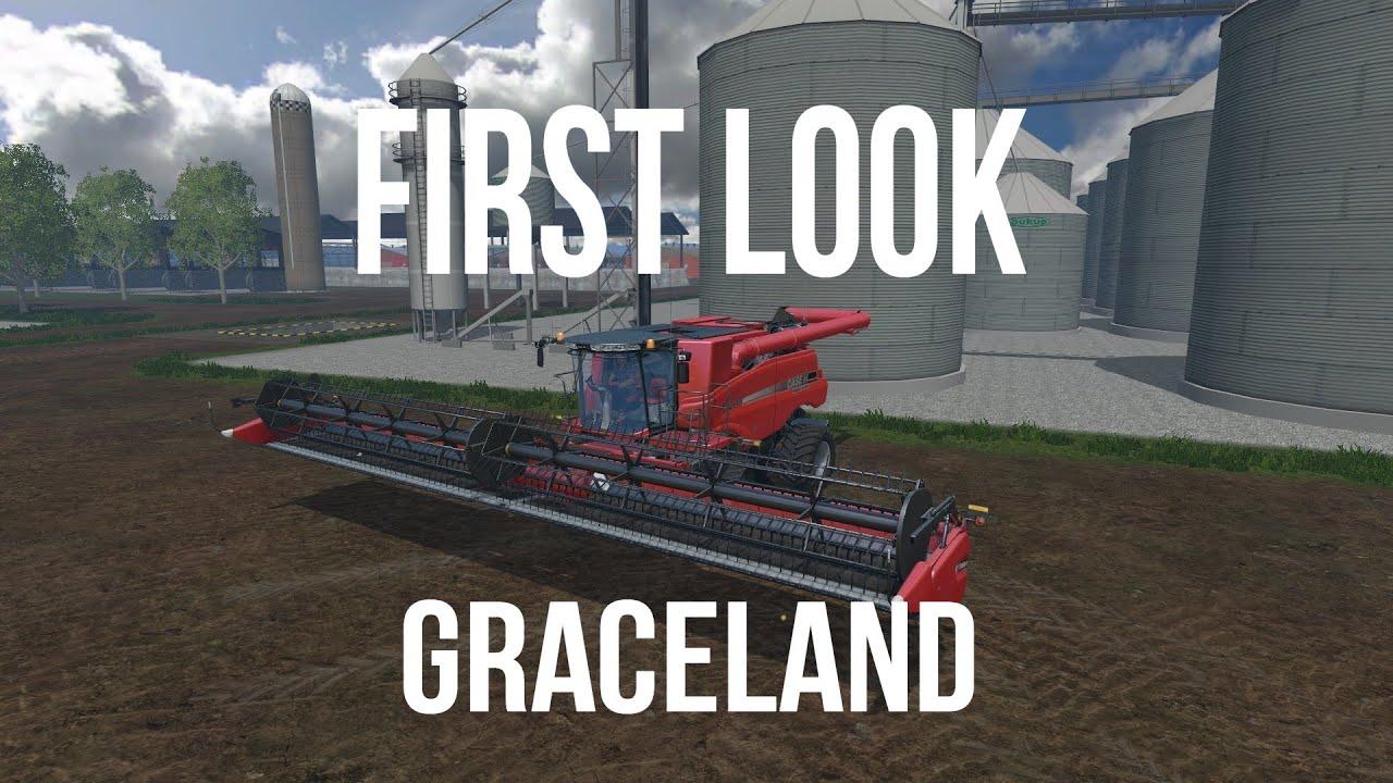 Farming Simulator 2015 First Look at
