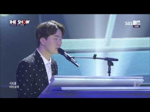 141118 YOON HYUN SANG(윤현상) - Always be with you @ THE SHOW