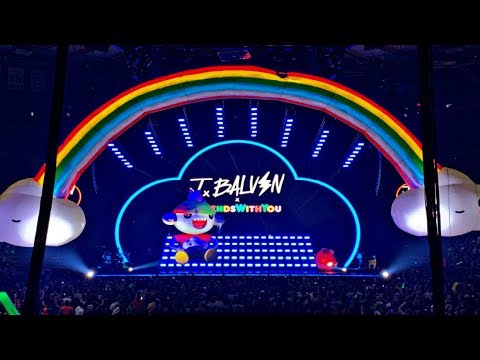 J Balvin @ Madison Square Garden  **LIVE** (FULL CONCERT)