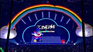 J BALVIN @ MADISON SQUARE GARDEN **LIVE** ( THE ARCOIRIS TOUR )
