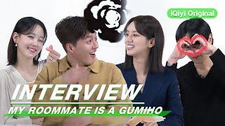 Interview: Special Foreign Language Quiz   My Roommate is a Gumiho   我的室友是九尾狐   iQiyi Original screenshot 5