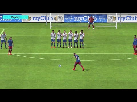 Pes 2018 Pro Evolution Soccer Android Gameplay #105