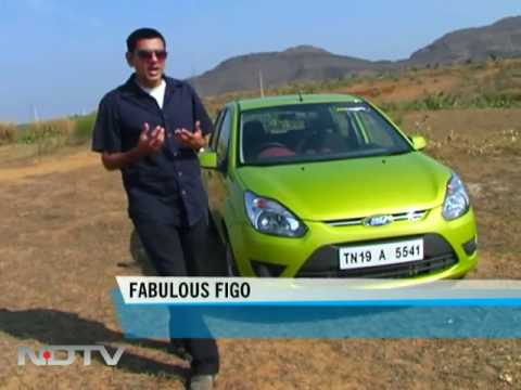 CBS reviews Ford Figo