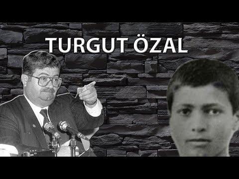 Turgut ÖZAL Kimdir?
