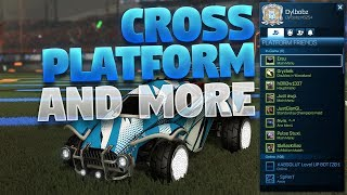 First Look At The Season 10 Update On Rocket League