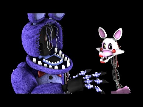 [SFM/FNaF] {Part 1}Withered Bonnie x Broken Mangle