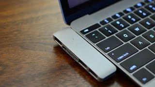 Satechi USB Type-C Hub for MacBook - [Review]