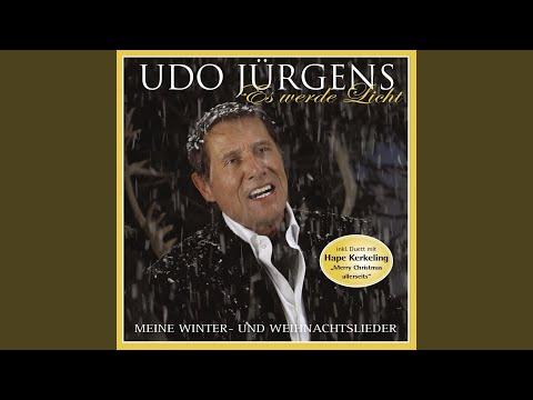 Udo Jürgens Weihnachtslieder.Merry Christmas Allerseits Udo Jürgens Shazam