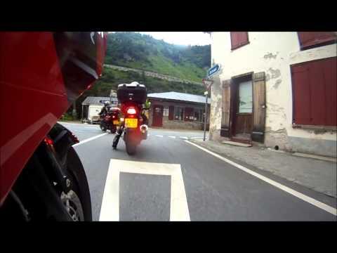 Bikers View - Grimscel and Furka Pass - SWITZERLAND