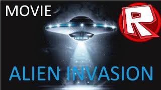 Alien Invasion - ROBLOX Movie - By Roblox Minigunner