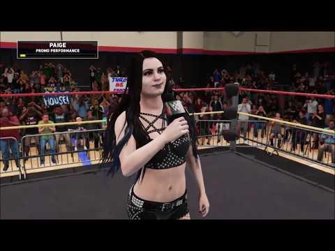 Independent Wrestling - Episode 1 (WWE 2K18 Universe)