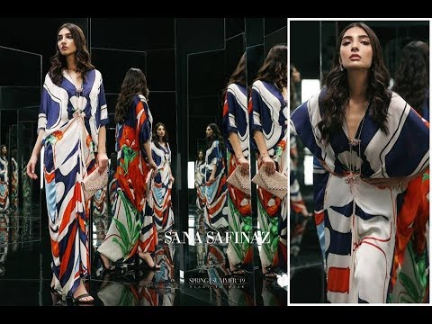 5a2ded7d11 Sana Safinaz Muzlin Spring & Summer Unstitched Collection 2019 - YouTube