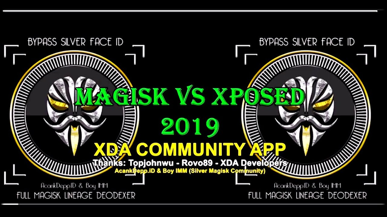 PASS MAGISK AND XPOSED 2019 ALL ANDROID /XPOSED SAFETYNET ON MAGISK  SUCCESFULL (XDA Community App)