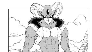 Android 17 vs Moro leaked fight (Dragon Ball Super Chapter 62)