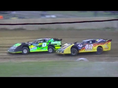 360 Late Model Feature | Little Valley Speedway | 5-24-15