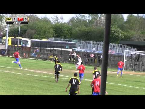 Middx 2016 Senior Cup Final - Northwood v Enfield Town - Selected Highlights