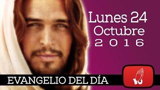 Evangelio de Hoy Lunes 24 de Octubre de 2016 parábola de la Mujer Encorvada