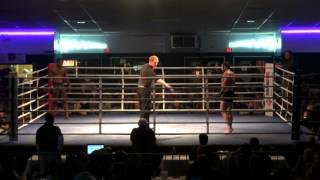 "Island Fights 27 ""ALL PRO EVENT"" Pensacola Fairgrounds Frank Carrillo vs Thomas Webb"