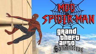 GTA San Andreas | Descargar E Instalar Mod Spider-Man - Loquendo