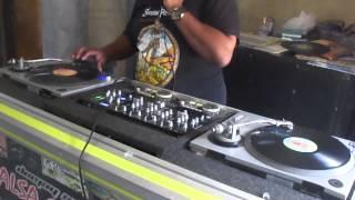 DJ SOMBRA LA MAFIA DEL LP SALSA BAUL EN LP