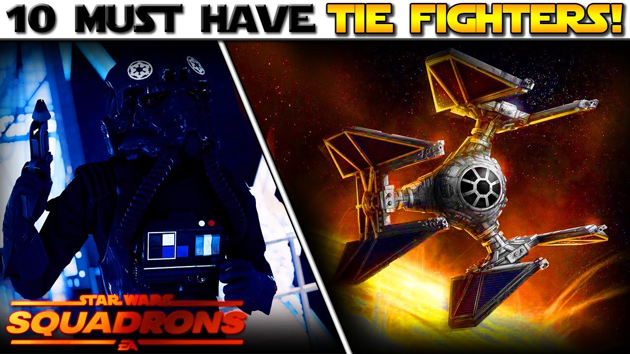 10 Tie Fighters I would Like To See In Star Wars Squadrons