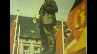 Rettung Lenindenkmal Eisleben Lenin VEB MANSFELD KOMBINAT WILHELM PIECK East GERMANY