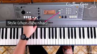 Hướng dẫn sử dụng đàn - Yamaha VN300 - NevisCenter