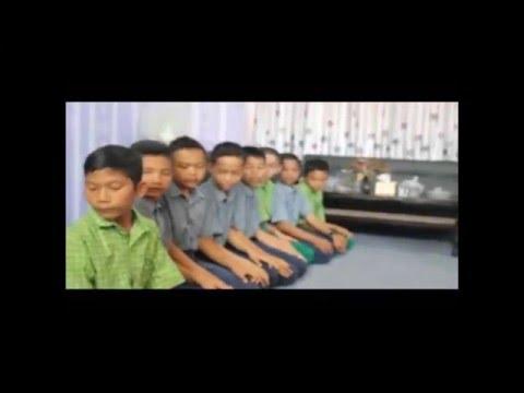 Belajar Tari Meudike Budaya Geutanyoe Aceh MTs Al-Ikhlas Tanah Terban