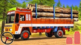 Indian Truck Offroad Cargo Drive Simulator 2 - Android Games screenshot 5