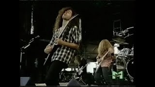 Megadeth - Live in Reggio Emilia 1992/09/12 [Monsters of Rock] [50fps]